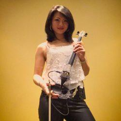 mi sun hiltermann, violist, violiste, electronic violin, electronic violist, electronic violinist, violinist, violin, viool